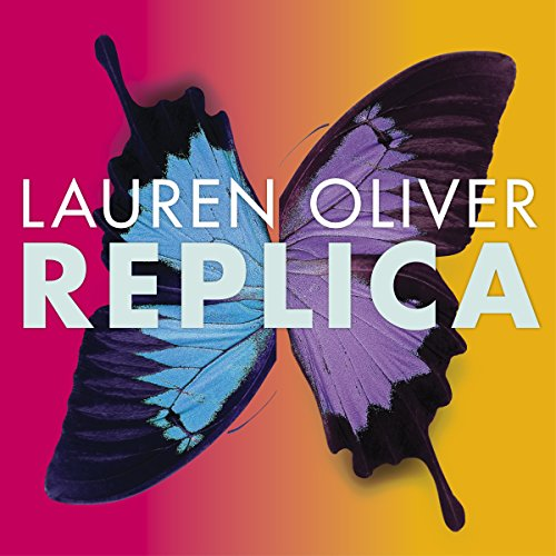 Replica audiobook cover art