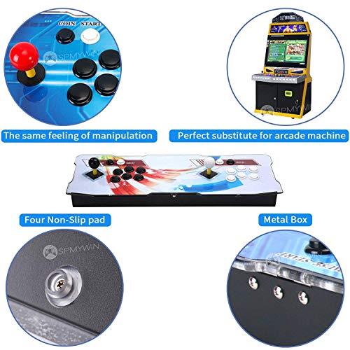 Tinder [2400 Juegos clásicos] Consola de Videojuegos, Arcade Machine 2400...