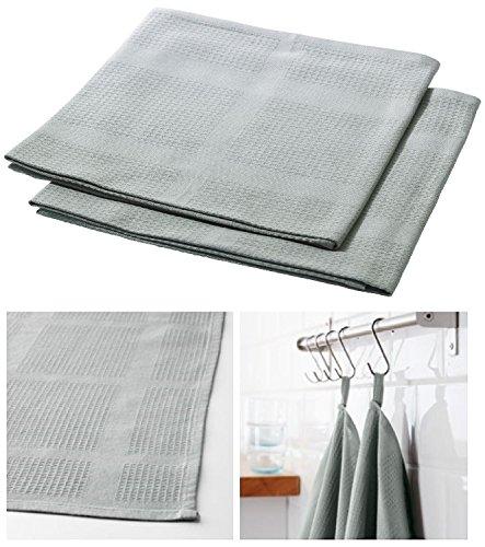 IKEA IRIS estándar calidad algodón cocina mano toalla