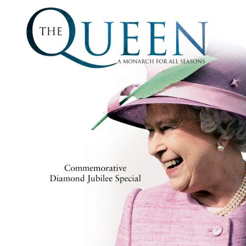 The Queen audiobook cover art