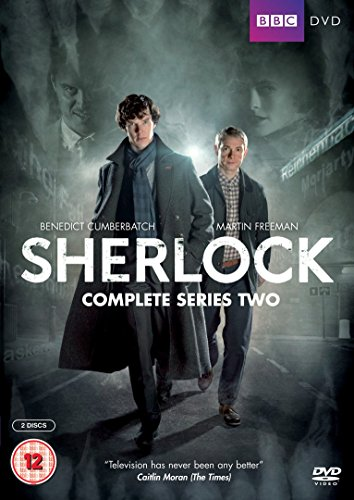 Sherlock - Series  2 (2 DVDs)