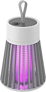 Sum-of-Best Electric Mosquito Zapper for Indoors | Wireless UV Killer for Mosquitos, Insects, Flies and Gnats | Portable Z...