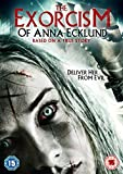 Poster The Exorcism of Anna Eckl& Movie 70 X 45 cm