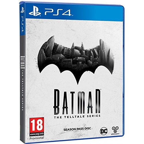 Batman: The Telltale Series [playstation_4]
