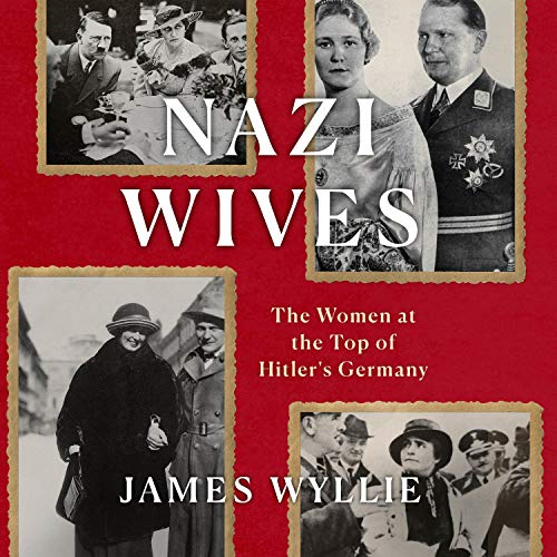 Nazi Wives cover art