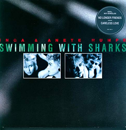 Inga & Anete Humpe* ‎– Swimming With Sharks [Vinyl LP]