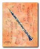 Fine Arts Musikinstrument Klarinette Dan Mcmanis