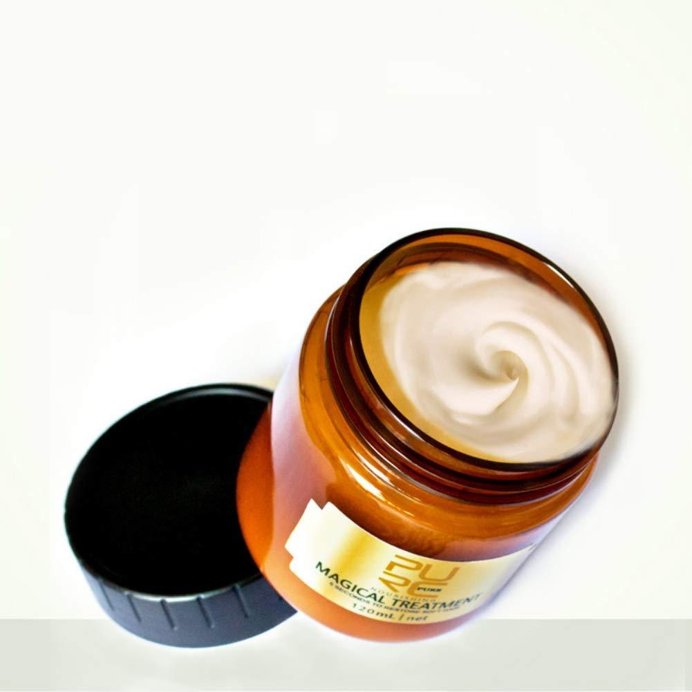 Over item handling ☆ Luxsea Magic Hair Mask Baltimore Mall Deep Conditioner Advanced Molecular