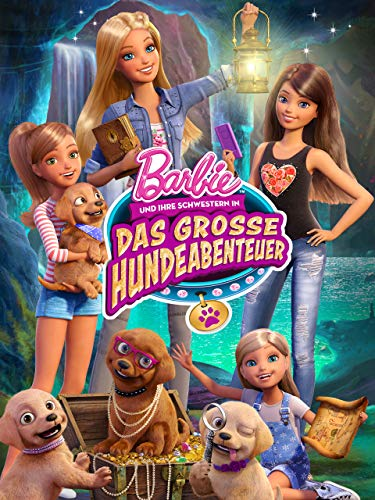 Barbie Und Ihre Schwestern In Das Grosse Hundeabenteuer [dt./OV]
