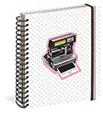 These Are the Days 17-Month Large Planner with 1000+ Stickers 2019-2020 (Pipsticks+Workman)
