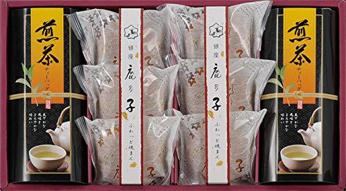 銀座鹿乃子 ふわっと焼きまん詰合わせ KAW-CO 【和菓子 饅頭 まんじゅう 昆布茶 ギフト セット ギフトセット 詰め合わせ】