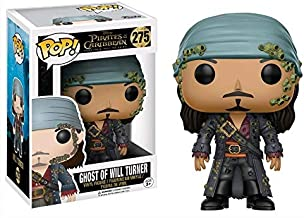 Funko- Ghost of Will Turner Figura de Vinilo, colección de Pop, seria Pirates 5 (12806)