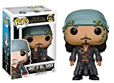 Funko- Ghost of Will Turner Figura de Vinilo, colección de Pop, seria Pirates 5 (12806)...