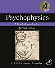 Psychophysics: A Practical Introduction (English Edition)