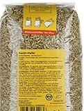 Davert Nackthafer, 2er Pack (2 x 1 kg) – Bio - 2