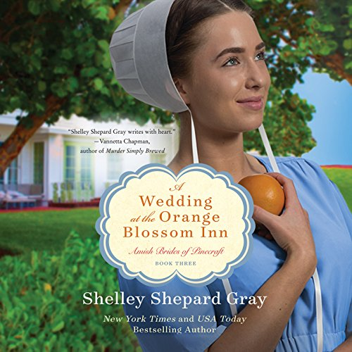 A Wedding at the Orange Blossom Inn audiobook cover art