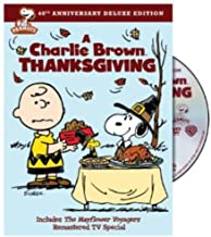 CharlieBrownThanksgiving:40thAnn DE(DVD)