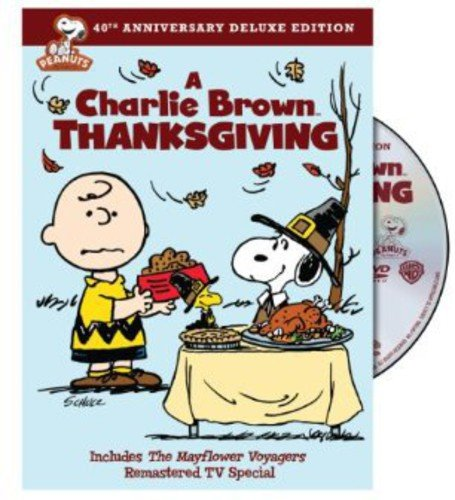 A Charlie Brown Thanksgiving 40th Anniversary Deluxe Edition (DVD)
