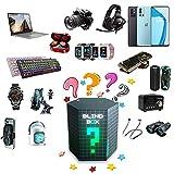 Caja misteriosa de productos electrónicos, una caja de la suerte para un regalo sorpresa, productos sorpresa para regalos agradables que pueden ser: teléfonos móviles, drones, altavoz Bluetooth, etc.