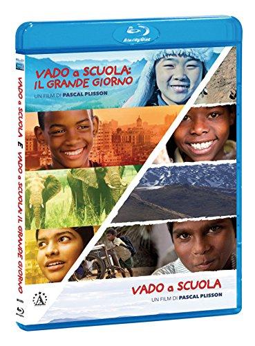 Vado A Scuola / Vado A Scuola: Il Grande Giorno (2 Blu-Ray) [Blu-ray]
