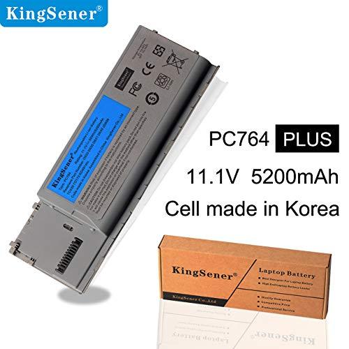 KingSener Korea Cell PC674 Laptop Battery for DELL D620 D630 D631 D640 PC764 JD606 TC030 TD175 KD491 6CELLS 11.1V 5200mAh With Free 2 Years Warranty