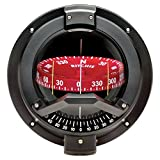 Ritchie Navigation Compass, Bulkhead, 4.5' Combi W/ Inclin.