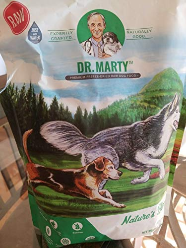 Natures Blend Dr Marty's Dog Food