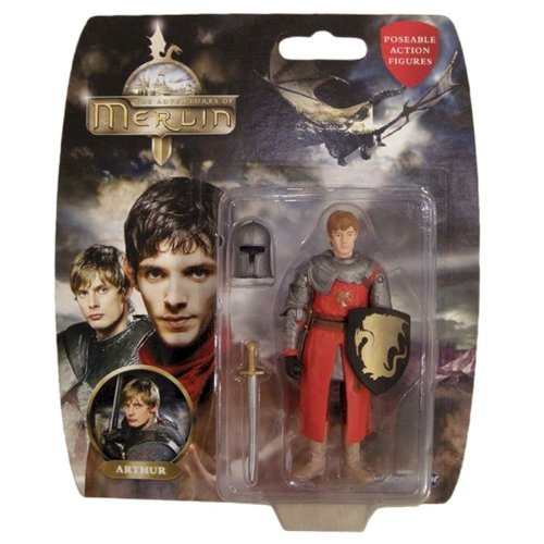 Adventures of Merlin Action Figure - Arthur