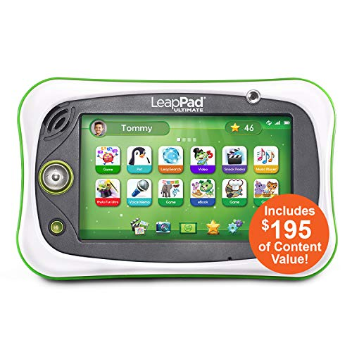 Product Image of the LeapFrog Ultimate Learning Tablet