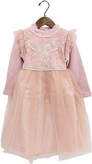 子供用 ドレス ワンピース (ピンク, 110)