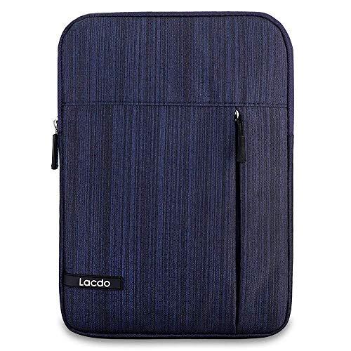 iPad Mini Case, iPad Mini 5 Sleeve, Water Repellent Tablet Sleeve Compatible iPad Mini 5/4/3/2, Samsung Galaxy Tab A 8-Inch/ASUS ZenPad Protective Bag, Blue