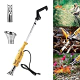 Lifesongs Unkrautbrenner Elektrisch Garden Gear Unkrautvernichter Thermal Weeding Stick
