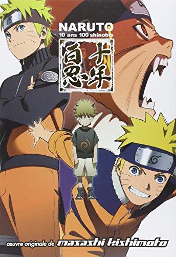 Naruto Artbook - Naruto 10 Ans 100 Shinobis