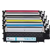 Para HP 118A para HP Color LaserJet Pro 150A 150NW 178NW 179FNW Impresora Impresora Original Resistente al desgaste Compatible Cartucho de tóner Accesorios de calida set