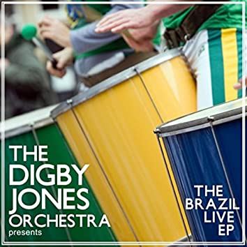 The Brazil Live EP