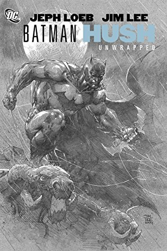 Batman: Hush Unwrapped Deluxe