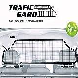 TierXXL.de Kleinmetall TraficGard geeignet für Suzuki SX4 SUV Bj: 2006 - bis jetzt, Hundegitter Trenngitter Gepäckgitter (TGN-XS)