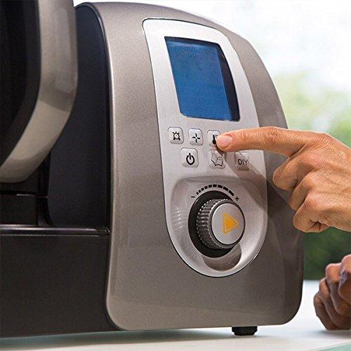 Cecomix C04010 Robot de cocina multifunción, 1500 W, 3.3 litros ...