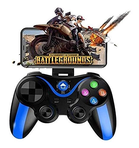 Mobile Gamepad Controller, Key Mapping Gaming Joysticks Trigger for/Rules of Survival & More Shooting Fighting Racing Game, for 4-6 inch Android iOS Phone - Do Not Support iOS 13.4 Game controller-com