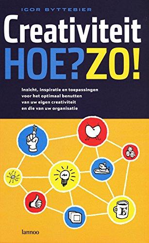 Creativiteit Hoe?Zo! (Dutch Edition)