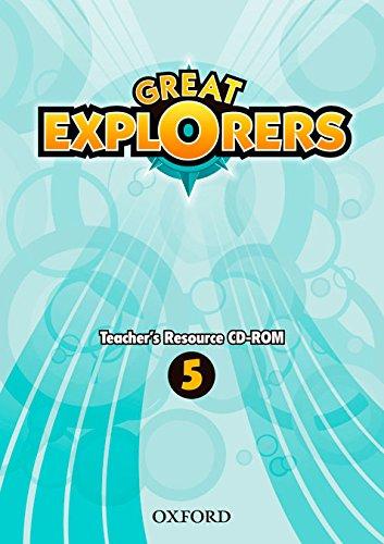 Great Explorers 5: Teacher's Resource CD-ROM - 9788467382303