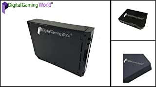 Digital Gaming World® Replacement Host Shell Case Cover Housing for Nintendo Wii Console.(*Console Not Included)