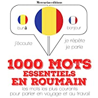 1000 mots essentiels en roumain livre audio