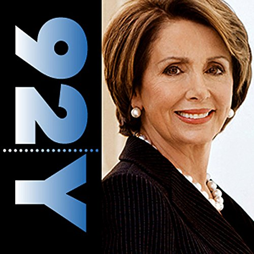 Nancy Pelosi in Conversation with Dr. Gail Saltz audiobook cover art