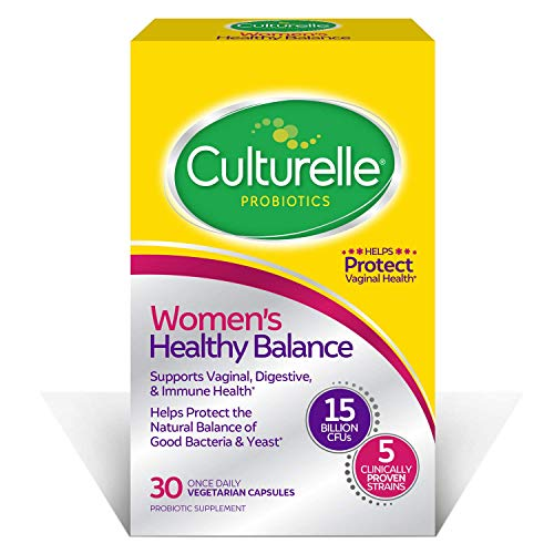 Culturelle Women's Healthy Balance Probiotic for Women |...