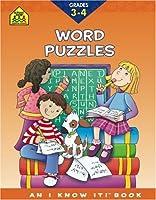 Word Puzzles Grade 3-4