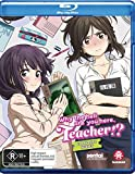 Why The Hell Are You Here, Teacher? Complete Series (blu-ray)