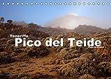 Teneriffa - Pico del Teide (Tischkalender 2022 DIN A5 quer): Die faszinierende Landschaft rund um den höchsten Berg Spaniens und UNESCO Welterbe Pico del Teide (Monatskalender, 14 Seiten )