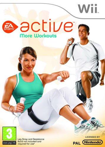 EA Sports Active Nuovi Esercizi