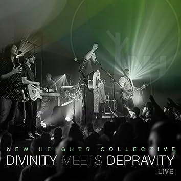 Divinity Meets Depravity (Live)